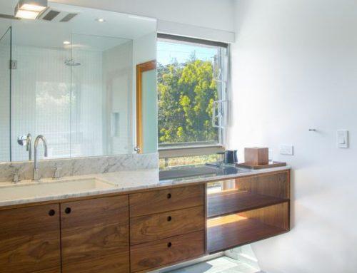 Contemporary Santa Monica Bathrooms