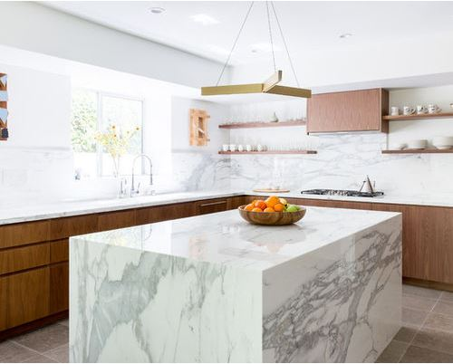 Santa Monica Contemporary Kitchen Remodel-New Generation Improvements