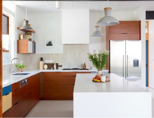 Houzz Tour: Midcentury Revival on the California Coast