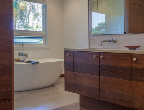 Pacific Palisades Master Bathroom